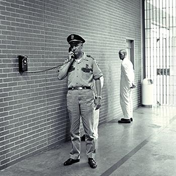 1960s Prison Guard