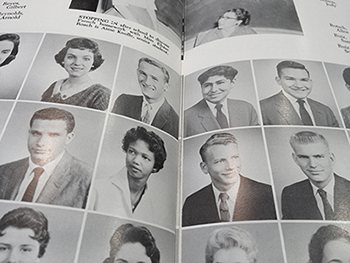 Archival yearbook
